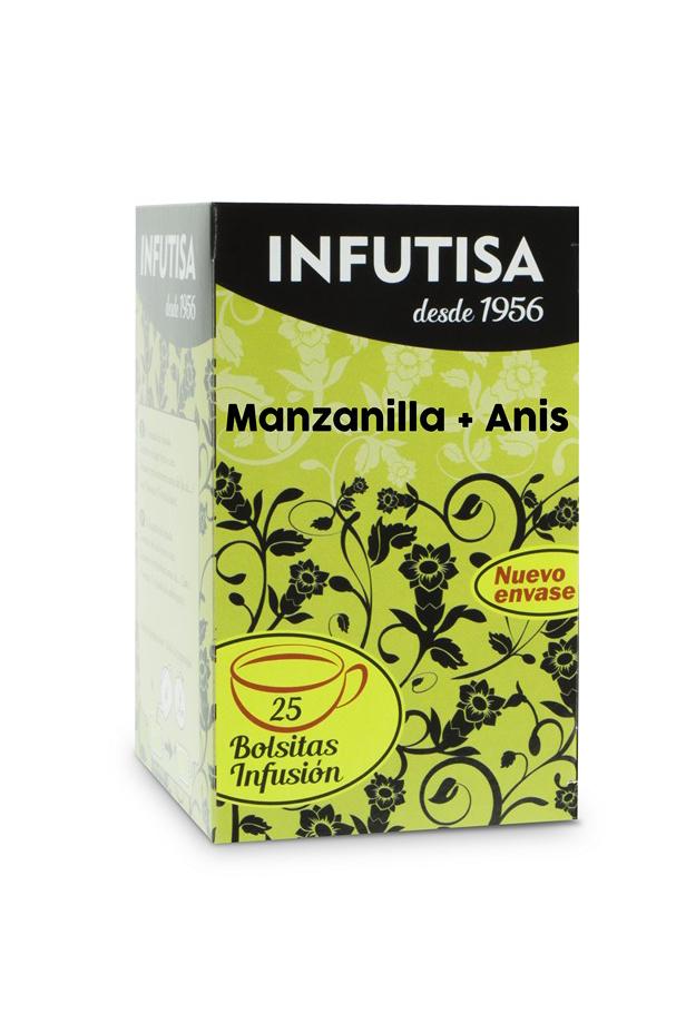 Manzanilla + Anís