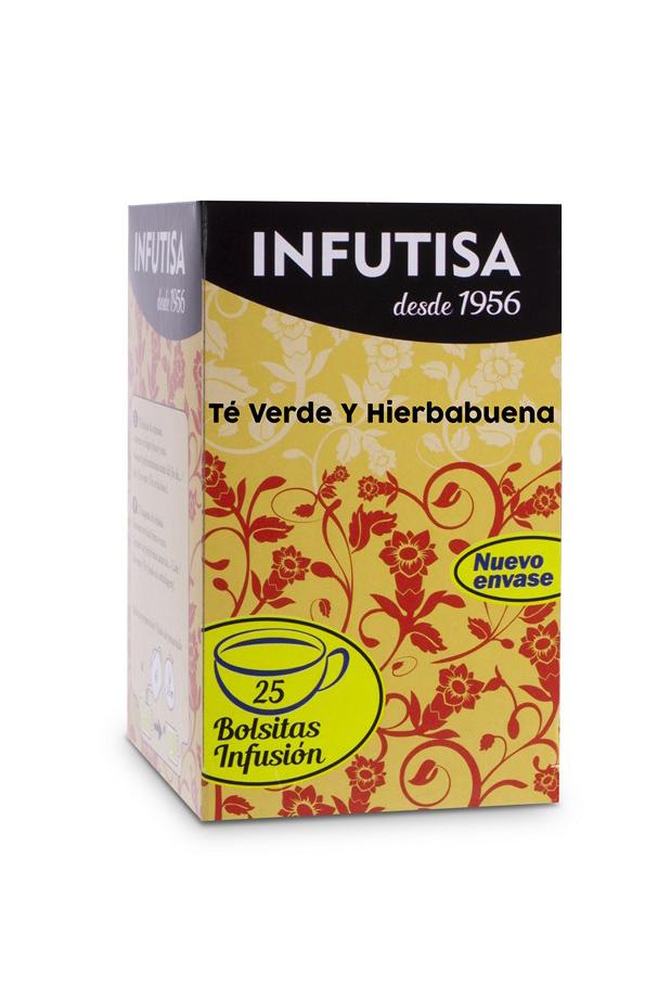 Té Verde & Hierbabuena