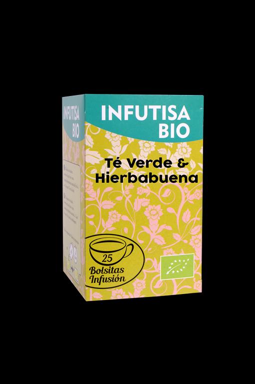 Té Verde & Hierbabuena Bio